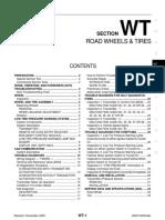 [NISSAN] Manual de Taller Cableado Ventana Nissan Pathfinder 2005