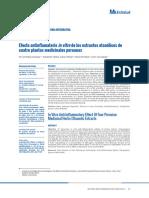 antiinflamatorios peruanos naturales