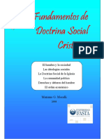 Introduccion a La Doctrina Social (Libro, 2008)