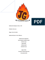 Johnny´s Grill Informe