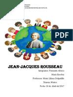 Informe de Rousseau