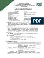 Silabo Vidal 2012-II