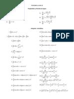 Formulario de Cálculo Integral-1