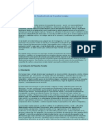 Hacia Una Evaluación Constructivista de Proyectos Sociales