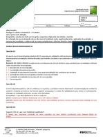 SIMULADO APII - Sistema Integrado - Mecânica