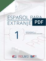 Espanhol Livro I