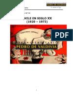 12 Chile en El Siglo XX