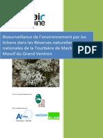 Rapport Complet Biosurveillance Vosges
