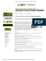 Revista HSEC - Lecciones Aprendidas en Incendios en Subestaciones Eléctricas