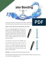 Water Bending