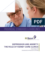 Depression and Anxiety Guideline