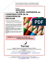 CONVIVENCIA14 TPPresencial y NOPresencial Seminario