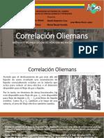 Correlación Oliemans(Datos Ejemplo)