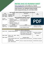 Rundown Munas Workshop Seminar Munas Kak3rs