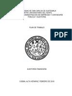 Trabajo de Plan de Auditoria Financiera 1.0 (1)