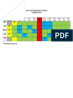 Jadual Waktu Individu Bimbingan & Kaunseling Tahun 2015.doc