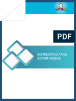 Ept-Instructivo Para Editar Videos