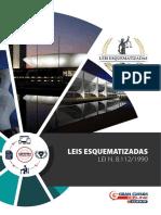 Leis Esquematizadas - Lei n. 8.112-90 - Diogo Surdi