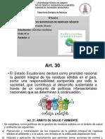 Articulo 30 Al 38