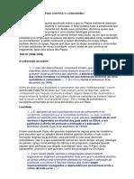 CONDENAÇÕES PAPAIS CONTRA O COMUNISMO.docx