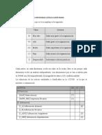 Analisis de Riesgos de La Universidad Catolica Santa Maria