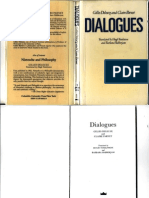 Deleuze and Parnet - 1977 - Dialogues