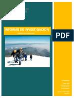 Investigacion deporte aventura