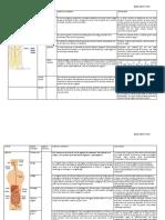 Cuadro Organos y Sistemas Anatomia