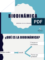 Biodinámica Física