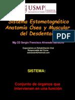 002 Sistema Estomatognático, Anat. Ósea y Musc. Del Edentulo