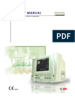 Mekusa Diana MP-400N Monitor - Service Manual