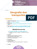 Transportes-Geografia