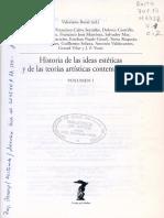 YVARS, La Formación de La Historiografía