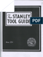 Stanley Tool Guide 1941