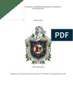 Estatutos Unan Managua