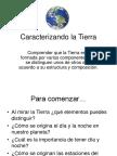 Caracterizando La Tierra (1)