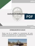 SESIÓN N°05 - SUELOS ESTABILIZADOS