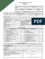 Form MCU Karyawan