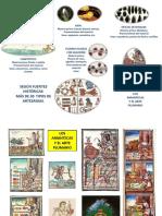 Artesanias en el México Prehispánico