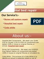 Hospital bed repair.pptx
