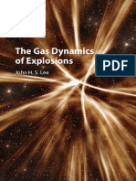 John H. S. Lee-The Gas Dynamics of Explosions-Cambridge University Press (2016)
