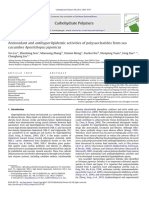 Antioxidant and Antihyperlipidem Activities