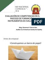 Como Evaluar Las Competencias . Instrumentos de Evaluacion (1)