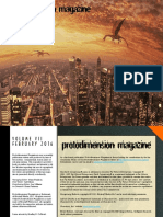 Protodimension Mag No 25 February 2016