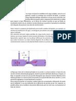 Parámetros de Diseño venturi