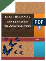 El Ser Humano y sus Etapas de Transformación