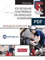 Manual Diplomado Fallas de Tipo Electronico en Vehiculos a Gasolina