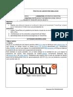 INSTALACION Y ESTIMACION LOCAL CON LA  HERRAMIENTA TENSORFLOW EN UBUNTU.