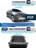 Hermanacion de Dodge Jeep Chrysler Ecu Siemens
