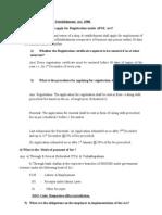 AP Shop and Establshment Act